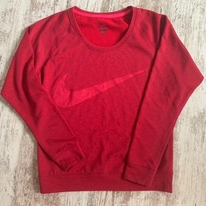 Nike women's Dri-fit sweatshirt Size S